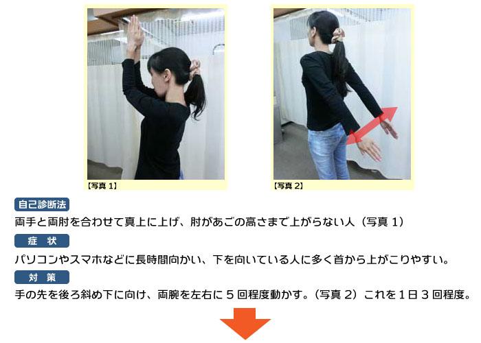 付け根 こり の 腕 リンパケアで巻き肩・肩コリ・姿勢を改善…コツは腕の外回転【専門家が教える】 ウートピ